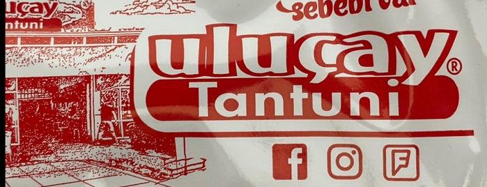 Uluçay Tantuni is one of Gittiklerim Gideceklerimin Garantisidir :).