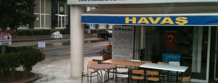 Havaş is one of Gaziantep.