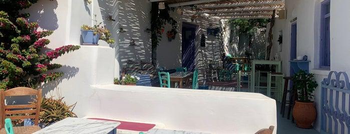 Σελαδι is one of Amorgos.