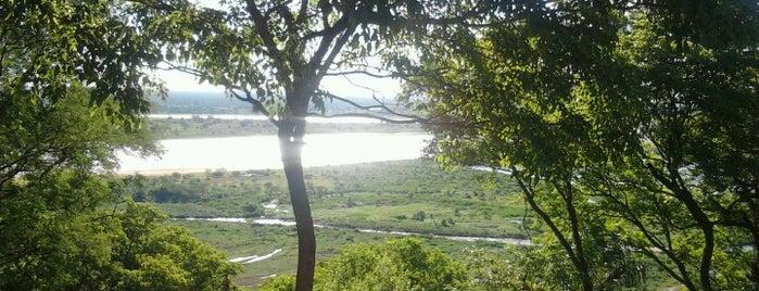 Cerro Lambare is one of Paraguay.