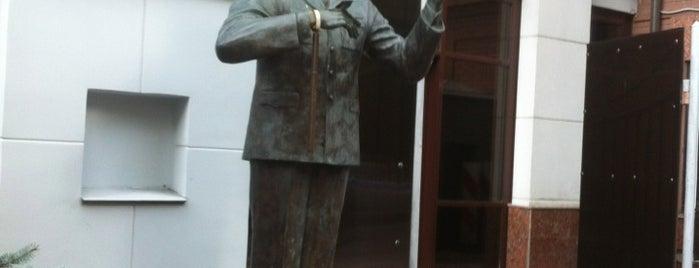 Памятник дяде Стёпе is one of Ksuさんの保存済みスポット.