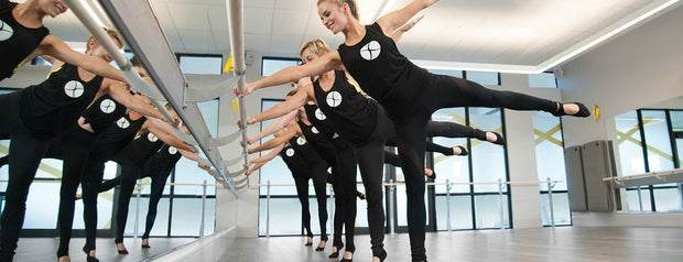 Xtend Barre is one of #BeRevered: Best of Back Bay.