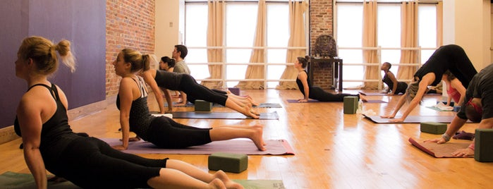 YogaWorks Back Bay is one of #BeRevered: Best of Back Bay.