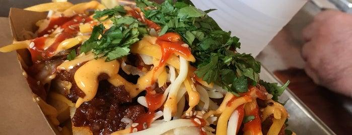 Chilantro BBQ is one of Austin - Restaurants Visited.