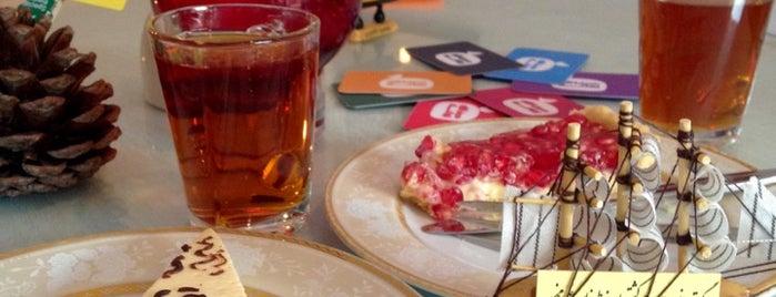 کافه هنزا | Henza Cafe is one of สถานที่ที่บันทึกไว้ของ Nargesv.