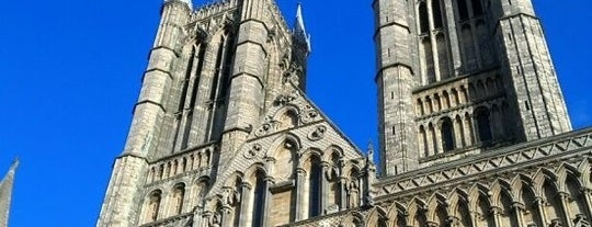 Lincoln Cathedral is one of Carl 님이 좋아한 장소.