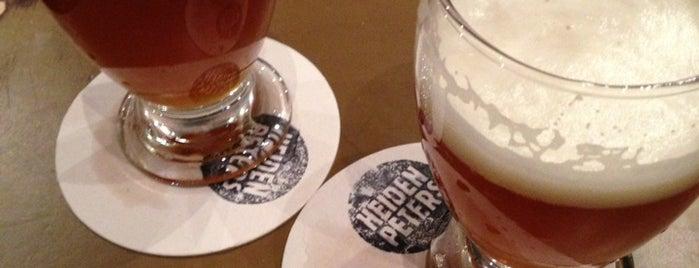 Heidenpeters is one of Berliner Bier.