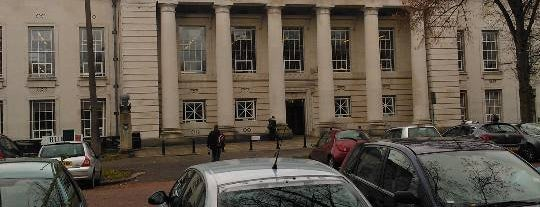 Cardiff University Bute Building is one of Cardiff University.