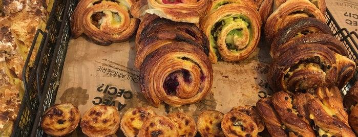 La Boulangerie Saint-Michel is one of Bordeaux.