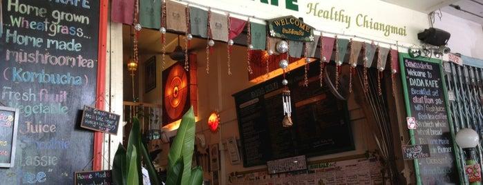 Dada Kafe is one of Chiang Mai.