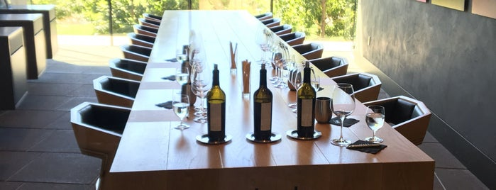 Hall Wines is one of A Weekend Away in Napa.