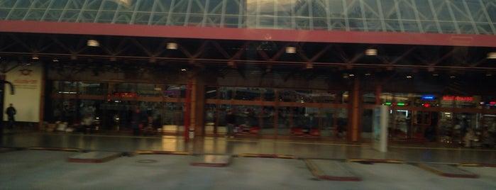 Eskişehir Şehirler Arası Otobüs Terminali is one of Locais curtidos por Berkay.