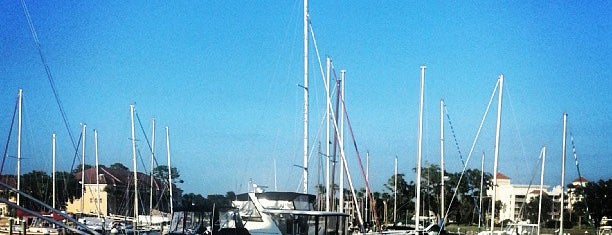 Palm Coast Resort Marina is one of Trips south.