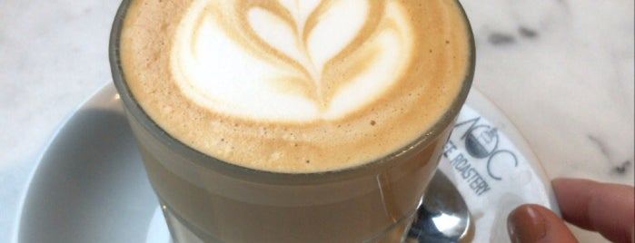 Moc Ministry Of Coffee is one of Tempat yang Disukai Öznur.