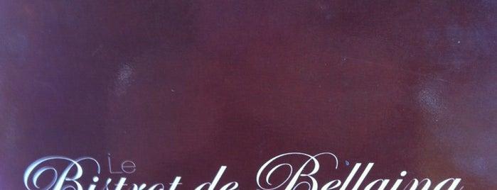 Le Bistrot de Bellaing is one of Lugares guardados de Valenciennes Tourisme & Congrès.