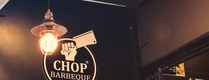Chop Barbeque is one of Gidildi..