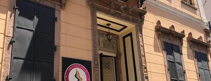 İzmir Kadın Müzesi is one of try.