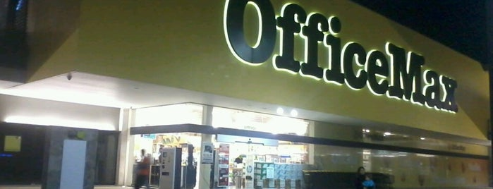 OfficeMax is one of Karen M.さんのお気に入りスポット.