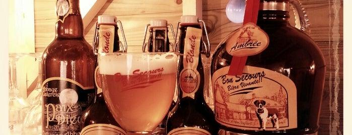 Brasserie Caulier is one of Beer / Belgian Breweries (2/2).
