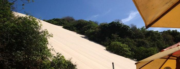 Morro do Careca is one of Rio Grande do Norte.