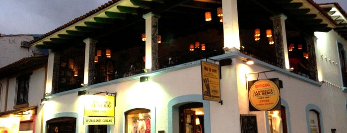 La Bodeguita del Medio is one of Puerto Vallarta.