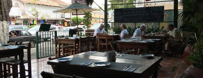 Cesare is one of Restaurantes Mexicanos en Puerto Vallarta.