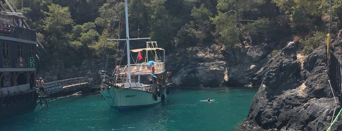 Soğuk Su Mağarası (Mavi Mağara) is one of Zeynepさんのお気に入りスポット.