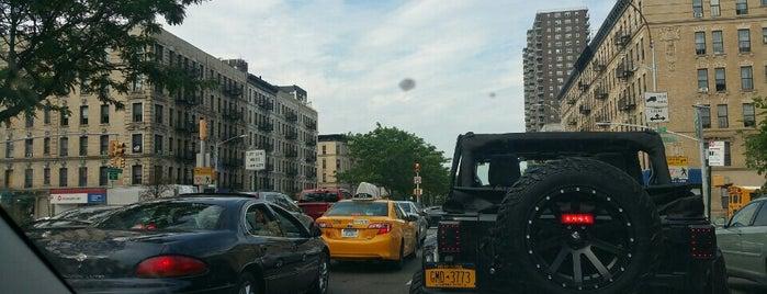 145th Street / Adam Powell Blvd (7th Avenue) - Manhattan, NY is one of SUEBOO'nun Beğendiği Mekanlar.