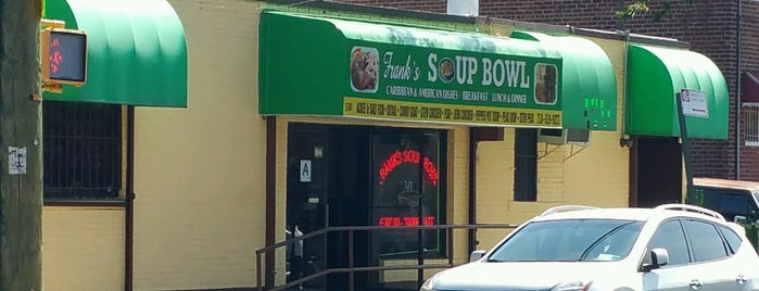 Frank's Soup Bowl is one of Places we need to go....