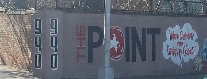 The Point is one of Kickin' it in the Bronx!.