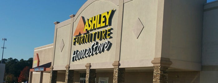 Ashley Furniture is one of My List.