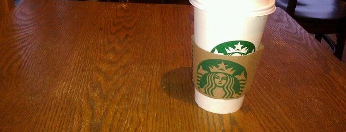 Starbucks is one of tip list.