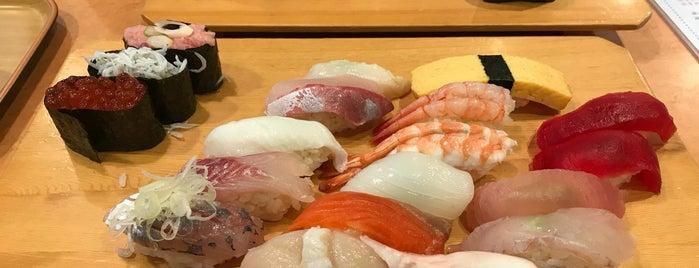 Sushi Taka is one of yoshikazu's Liked Places.
