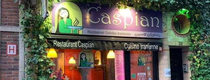Caspian is one of Eur plan.