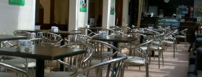 La Terraza Café - Falabella is one of Break, coffee break Rosario.