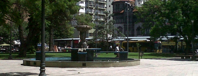 Plaza Sarmiento is one of fungitron.