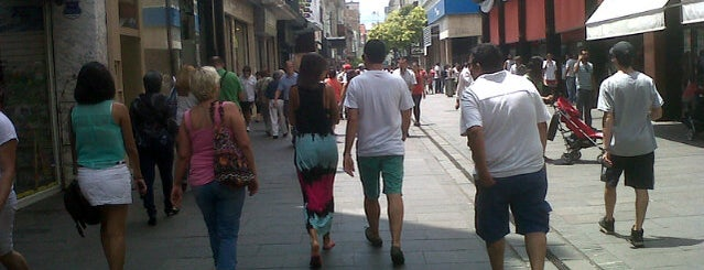 Peatonal Córdoba is one of Rosario.