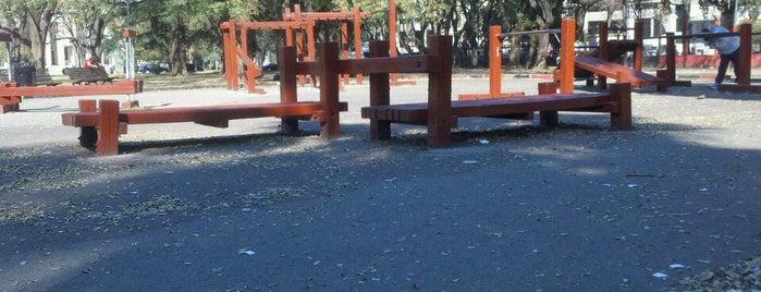 Circuito de Acondicionamiento Físico is one of Rosario.