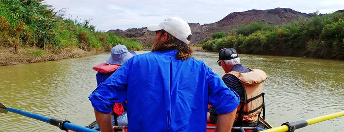 Big Bend River Tours is one of Where Winston Wanders Pt. 1.