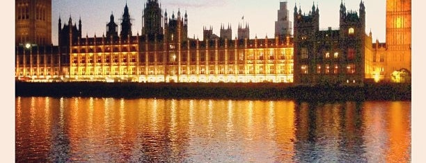 Houses of Parliament is one of London City Guide.