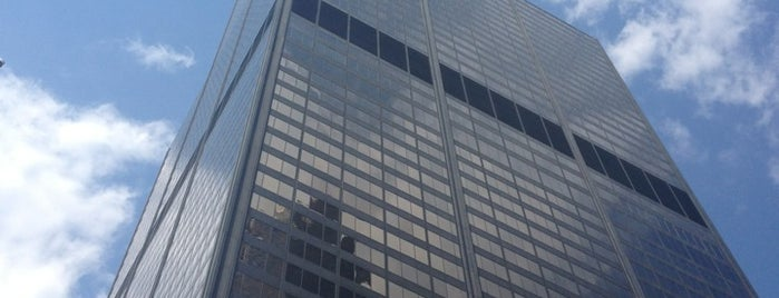 Willis Tower is one of Chicago.