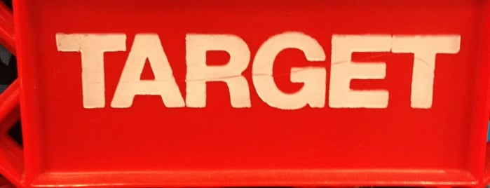 Target is one of Lugares favoritos de Anthony.