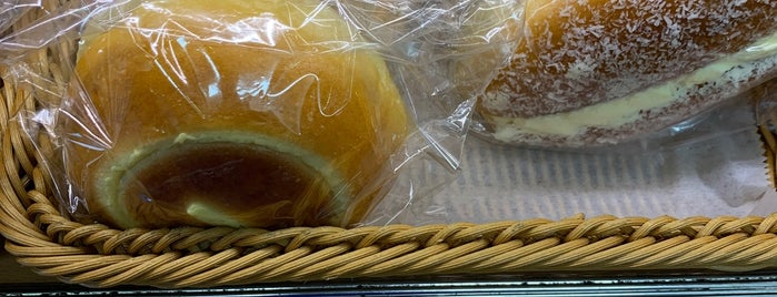 Apollo Bakery 阿波蘿 is one of Real Cheap Eats NYC.