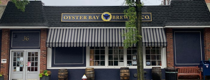 Oyster Bay Brewing Company is one of LI Breweries.