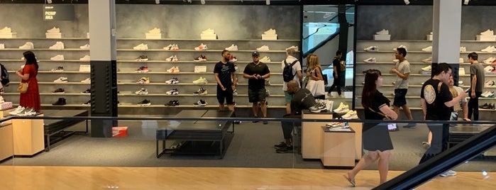 Nike Soho is one of NYC 052018.