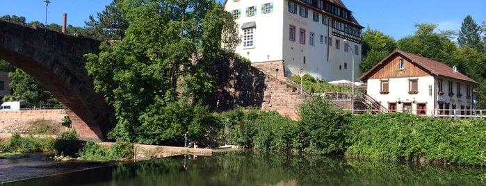 Bogenbrücke is one of Die ultimative Brückenliste Pforzheims.