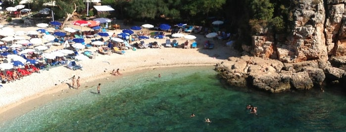 Ada Restaurant & Beach Club is one of Kaş & Kalkan.