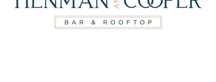 Henman & Cooper is one of Brumm-E-xplore.