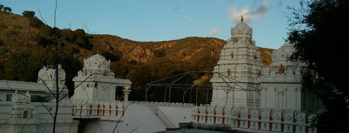 Malibu Hindu Temple is one of LA.