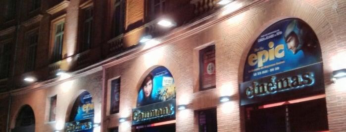 Gaumont Wilson is one of Parijs.